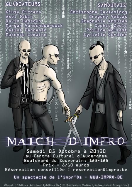 Affiche matrix 450x638